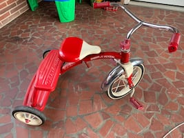 Red Flyer Tricycle
