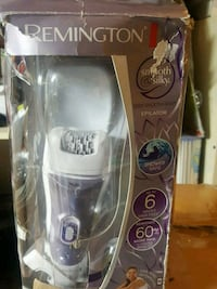REMINGTON  WOMAN EPILATOR  SHOWER SAFE Brampton, L6P 1B4