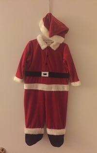 Santa Outfit - Size 24 Months 542 km
