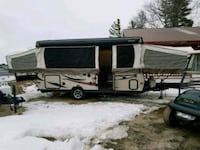 2017 rockwood premier pop up camper  381 mi