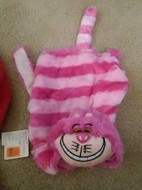 pink and white bear plush toy Alexandria, 22304