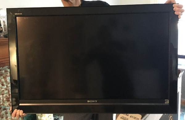 SONY Bravia TV 40 inch 1080p TV LCD/LED Full HD