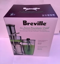 Breville Juicer Juice Fountain Cold BJE430SIL Nashville, 37076