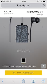 New earphones from JBL  Estocolmo, 126 32