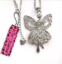 Betsey Johnson Brand New Angel Necklace Germantown, 20876