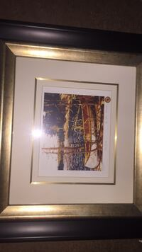 The Canoe by Tom Thomson  numbered print Toronto, M1M 2S6