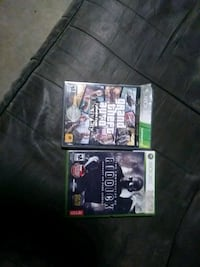 for Xbox 360 games good condition Warwick, 02889