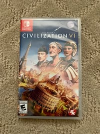 Civilization VI nintendo switch Santa Ana, 92701