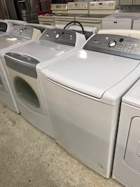 Whirlpool Cabrio washer and dryer set Columbus, 43232