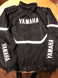 Yamaha winter jacket.In great shape. Hardly used.Fits more like an XL.  Winnipeg, R3Y 1P8