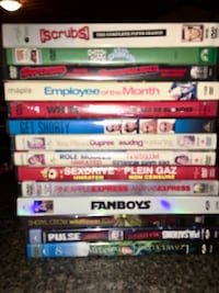 Comedy Movies 14 for only 25$ less than 2$ per movie! Bolton