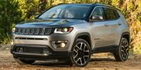 2018 Jeep Compass Limited Dartmouth
