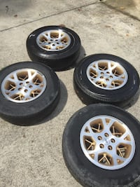 5 Jeep Wheels Stokesdale, 27357
