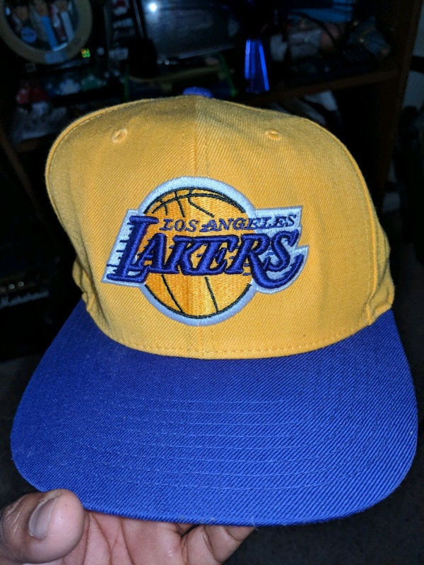 c5c582e6f753b Used Couple of Laker hats for sale in Sandy Springs - letgo