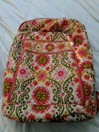 Vera Bradley Laptop Bookbag and matching Pencil holder! $60 or B/O