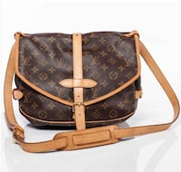 Louis Vuitton Saumur bag  Orillia