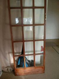 Wooden door with glass panels Fayetteville, 28303