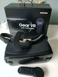 Samsung Gear VR and DeX Pad 23 km