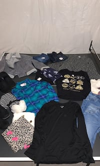 Lot of Girls Size 10 and 10-12 Clothes Purcellville, 20132