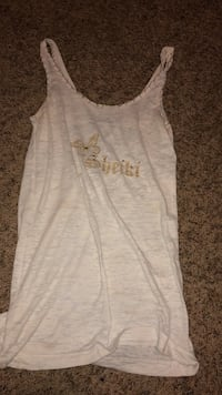 white and gray tank top West Point, 84015