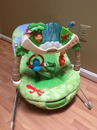 Bouncy seat for entertaining with soothing vibrations Woodbridge, 22191