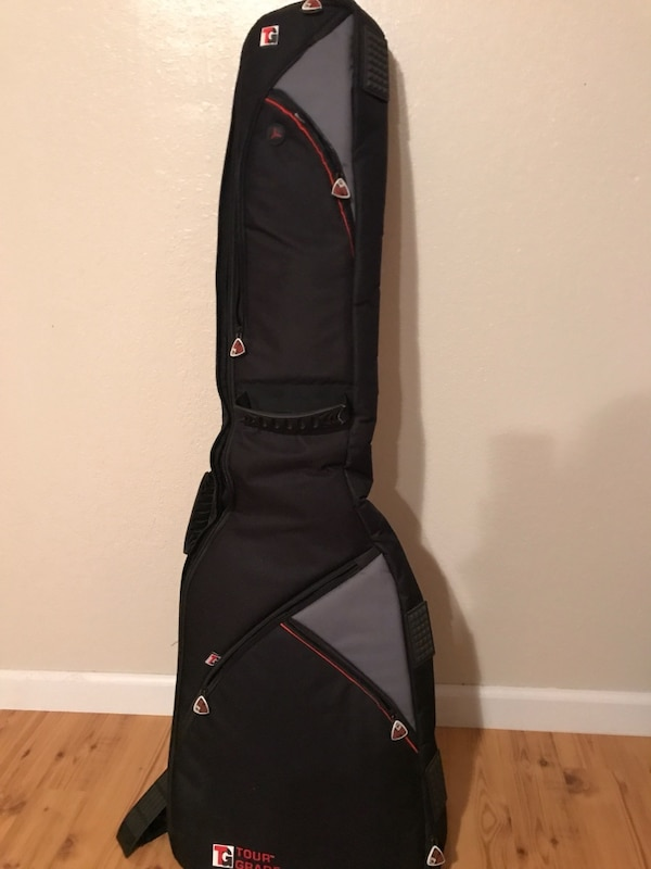 Tour Grade guitar case