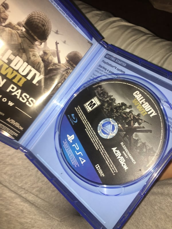 call of duty ww11 ps4 game b997cf61-fe88-4427-9350-e82153e9dd89