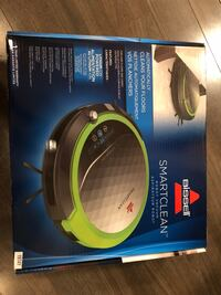 Brand new Bissell SmartClean Robotic Vacuum. Used only ones . ( Have 2 in stock)  Mississauga, L4Z 1S2