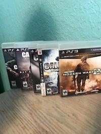 Call of duty for ps3 Houston, 77076