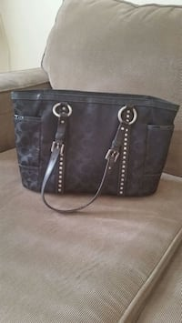Coach bag purse euc  Mississauga, L5V 2W9