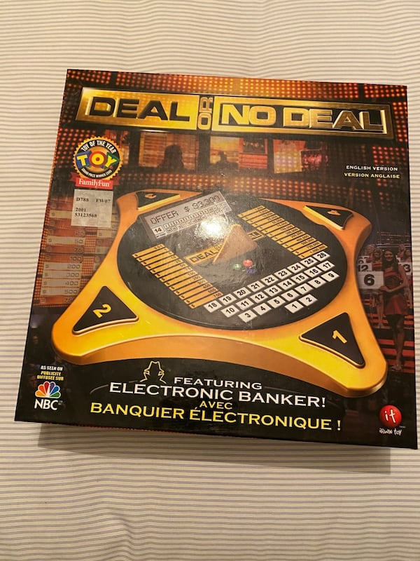 Deal or no Deal Board Game fef3d6b8-dda2-4c75-b3dd-88416a1a73ed