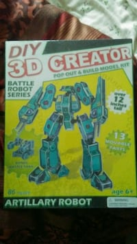 Robot Toy Greencastle, 46135