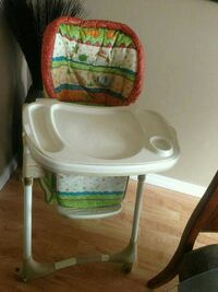 Baby high chair  Kitchener, N2B 3V7