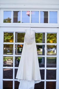 Madison James wedding dress.