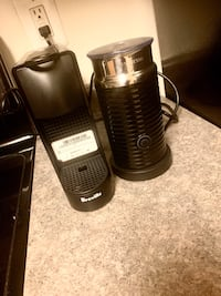 Nespresso Maker with Frother Arlington, 22206