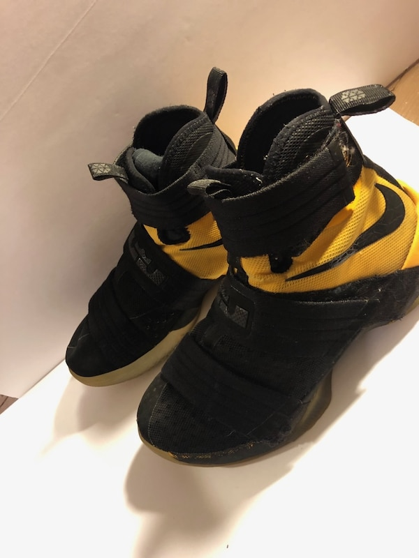 new styles 0589b 7df95 Lebron Soldier 10's