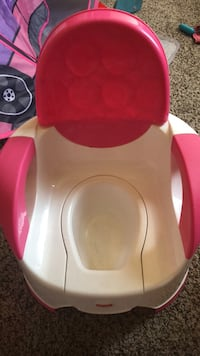 white and red potty trainer Moreno Valley, 92557