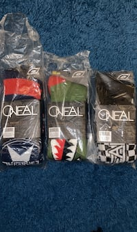 O'Neal thick motocross boot socks 4 pairs