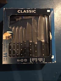 Classic knife set package