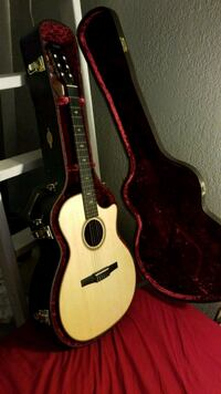 2500 OBO Taylor Acoustic Electric with hard case Huntington Beach, 92648