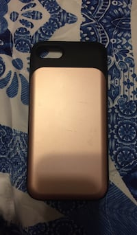 gold and black iPhone case Lehigh Acres, 33936