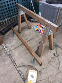 Sawhorse with Extra Top  37 km