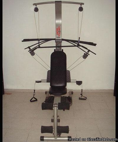 Used weider crossbow home gym for sale in upper saucon letgo