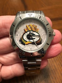 Brand New Stainless Steel Green Bay Packers Watch  Hanover, 21076