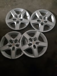 Chevy wheel covers  17in