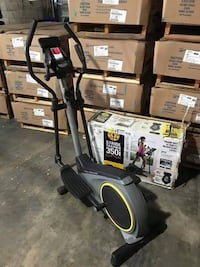 Gold's Gym 350i Elliptical. Retails for $287. New out of the box, no issues. Charlotte, 28206