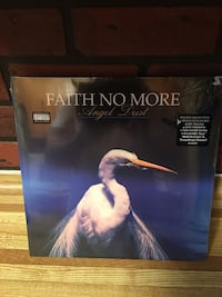 Record Album Vinyl LP Faith no More Toronto, M1V 1Z6