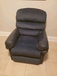 Recliner with remote control