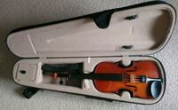 Violin with shoulder rest and case, but no bow Statesboro, 30458