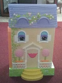 Kids mrs goodbee doll house mansion & access. St. George, 84790